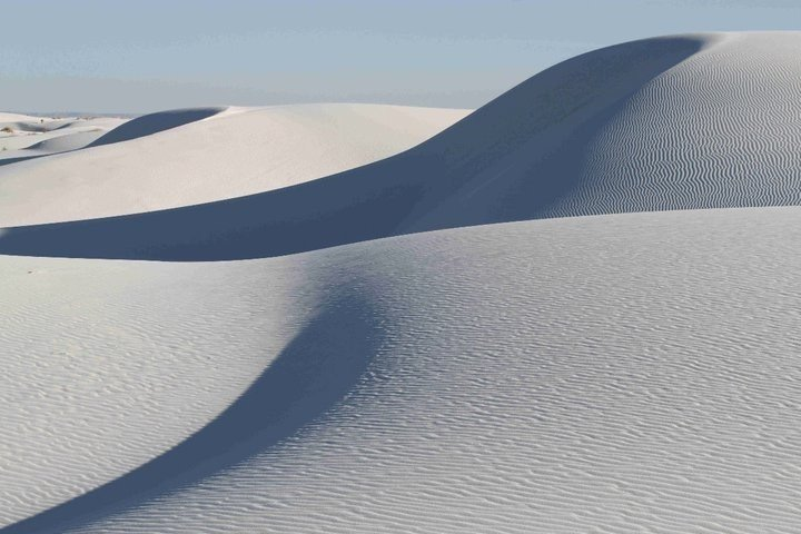 White Sands monument re-designated as US national park