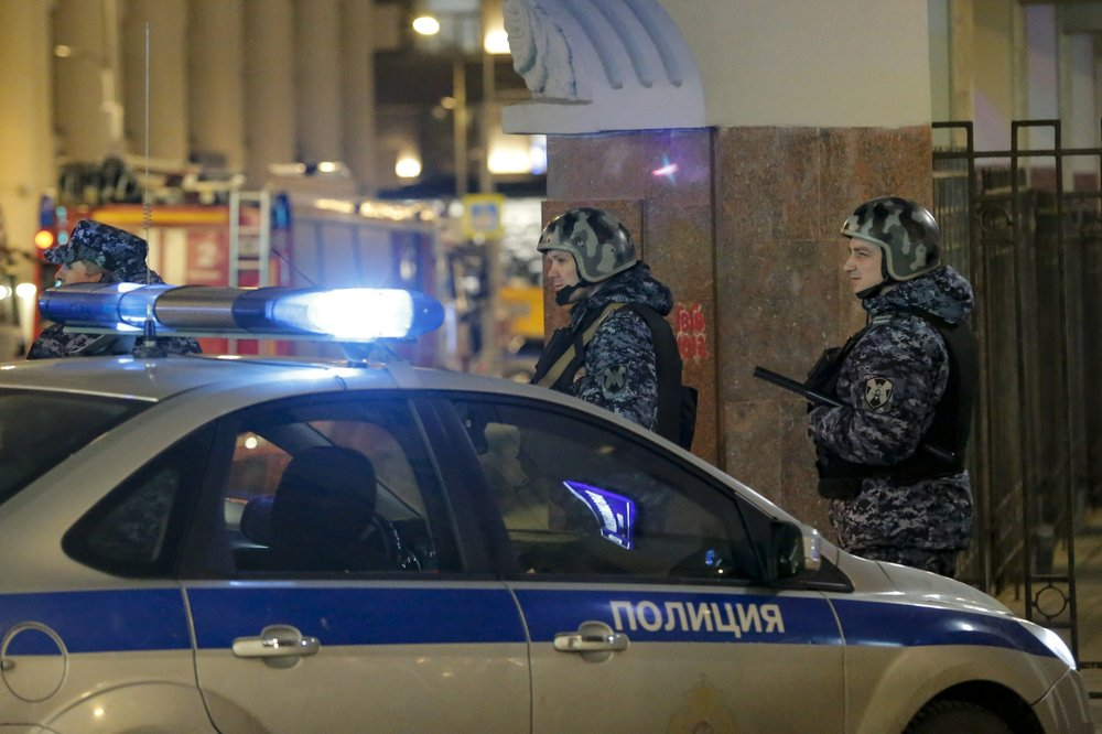 Death toll in attack on Moscow security officers rises to 2