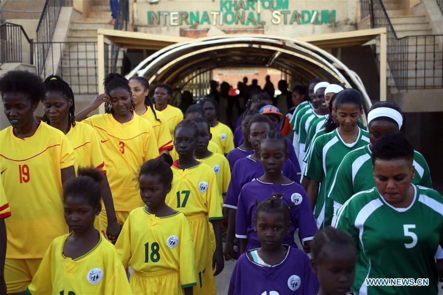 Sudan's women football league: Al-Difa defeat Al-Tahadi 1-0