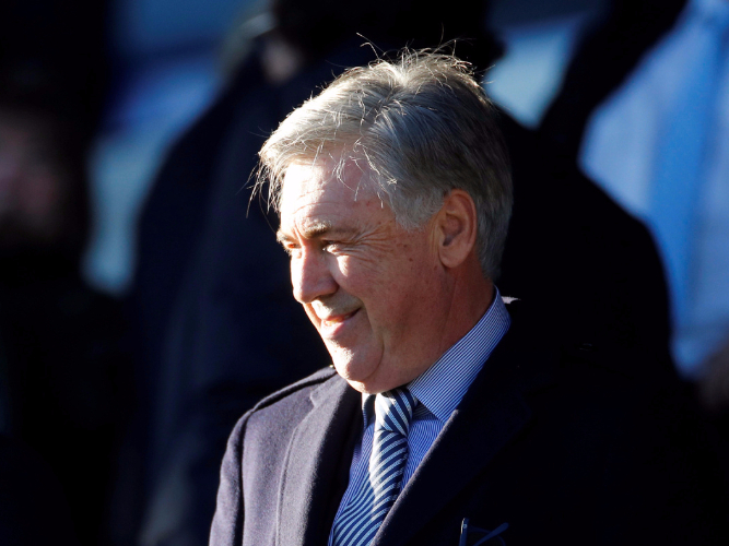 Ancelotti appointed as Everton's new manager