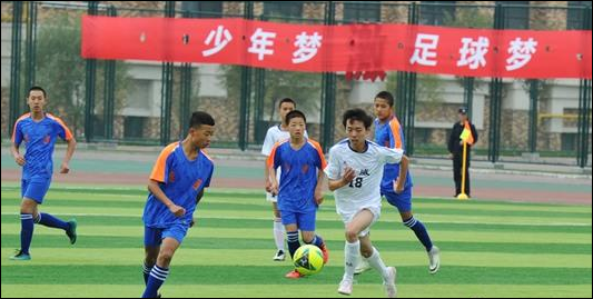 China to build, renovate over 28,000 soccer fields in 2020