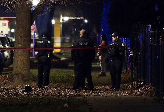 13 shot at house party in Chicago