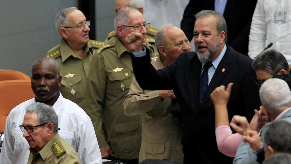 Cuba names prime minister for the first time in 43 years