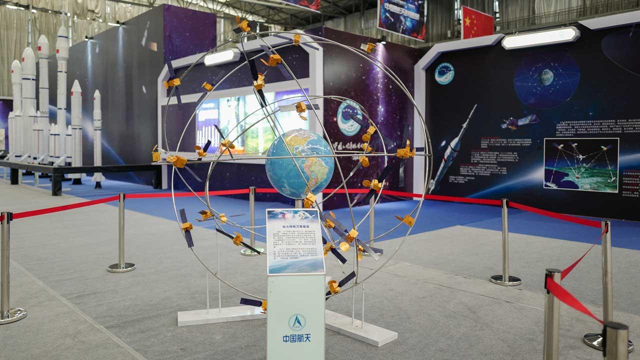 BeiDou satellite system applied in Guizhou