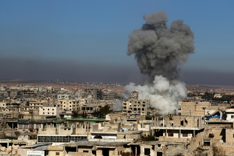 Syria violence spikes as aid groups warn of disaster