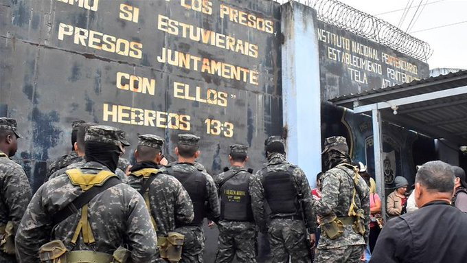 18 inmates killed in new jail clash in Honduras