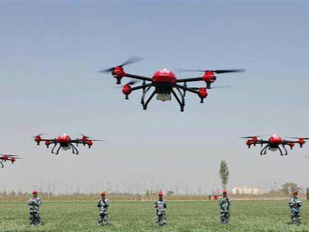 China's drone market expands rapidly