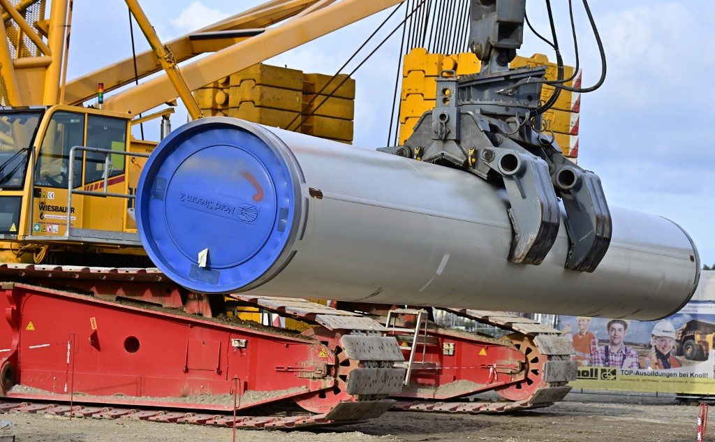 Berlin expects US sanctions to slightly delay Russian pipeline