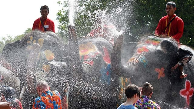 Thailand to nominate Songkran Festival for UNESCO's cultural heritage