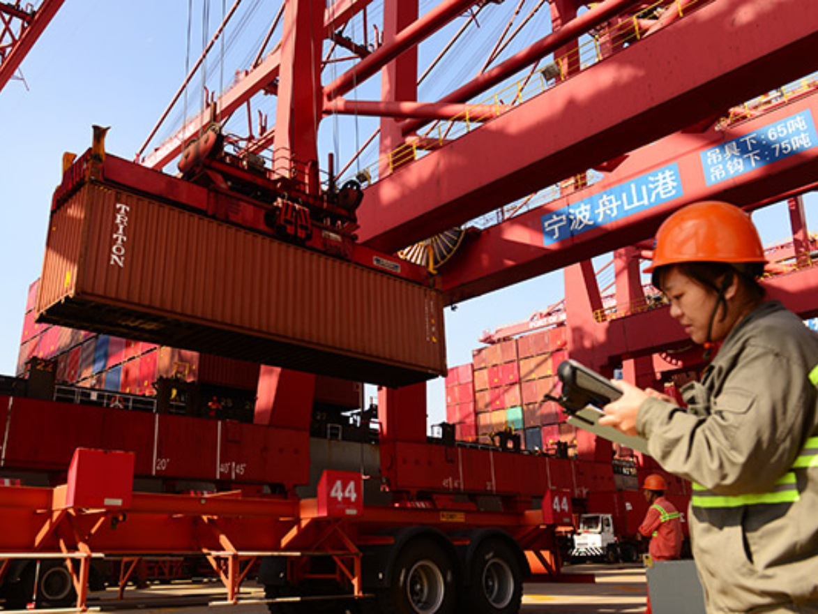China to adjust import tariffs for some products starting Jan. 1