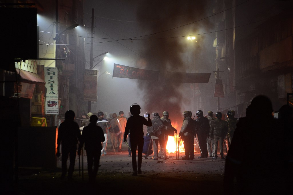 Over 5,200 detained, over 60 shops sealed in India's Uttar Pradesh over citizenship protests