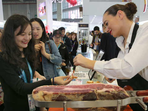 Rise of Spanish cured ham proof of consumption upgrade in China