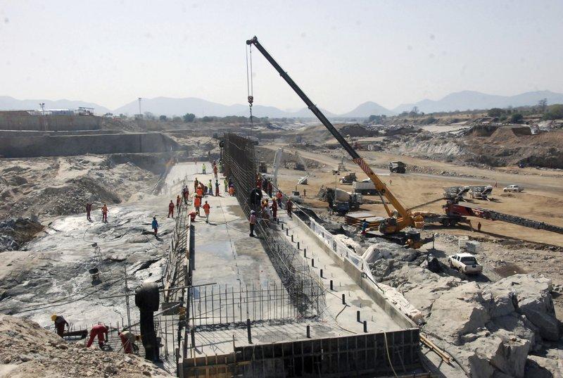 Sudan, Egypt, Ethiopia make great progress on Nile dam issue: minister