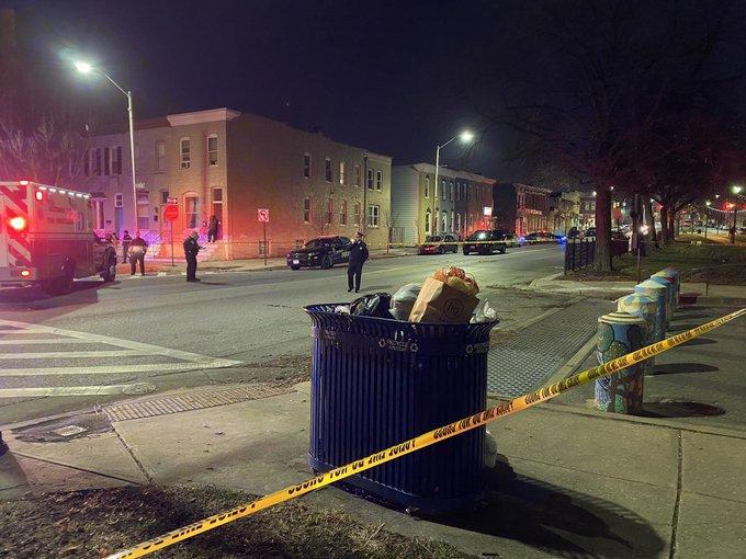 3 dead, 7 injured in 4 shootings in US city of Baltimore