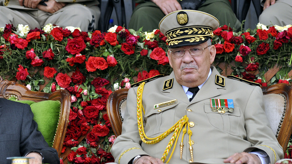 Algeria army chief Gaid Salah dies at 79