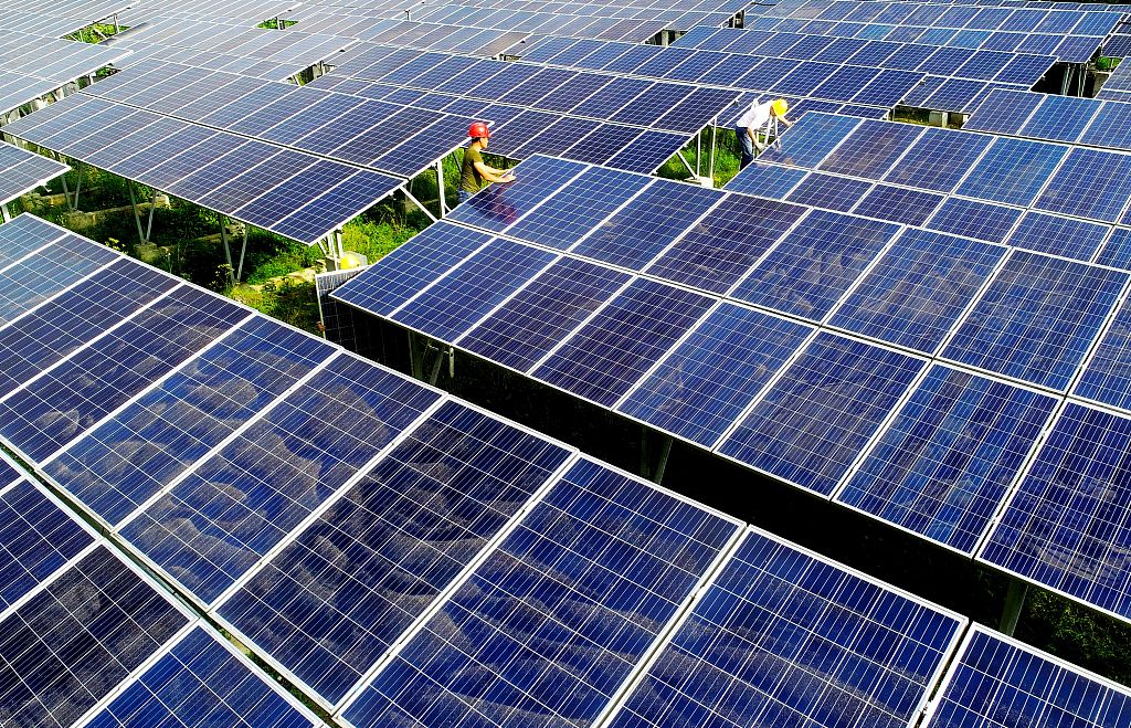 Law enforcement boosts renewable energy utilization in China
