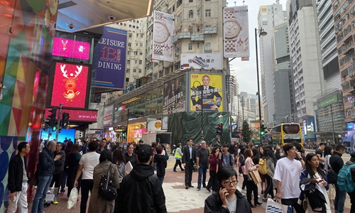 Greater Bay Area helps HK ad giant to defy downturn amid unrest