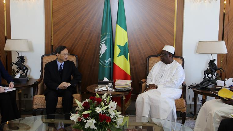 Senior Chinese official on Africa tour hails friendly ties