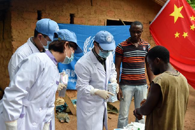 China, Zambia mulls developing program on malaria control, elimination
