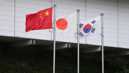 8th China-Japan-ROK leaders' meeting to promote ties, cooperation: officials, experts