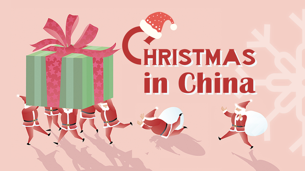 What is Christmas like in China?