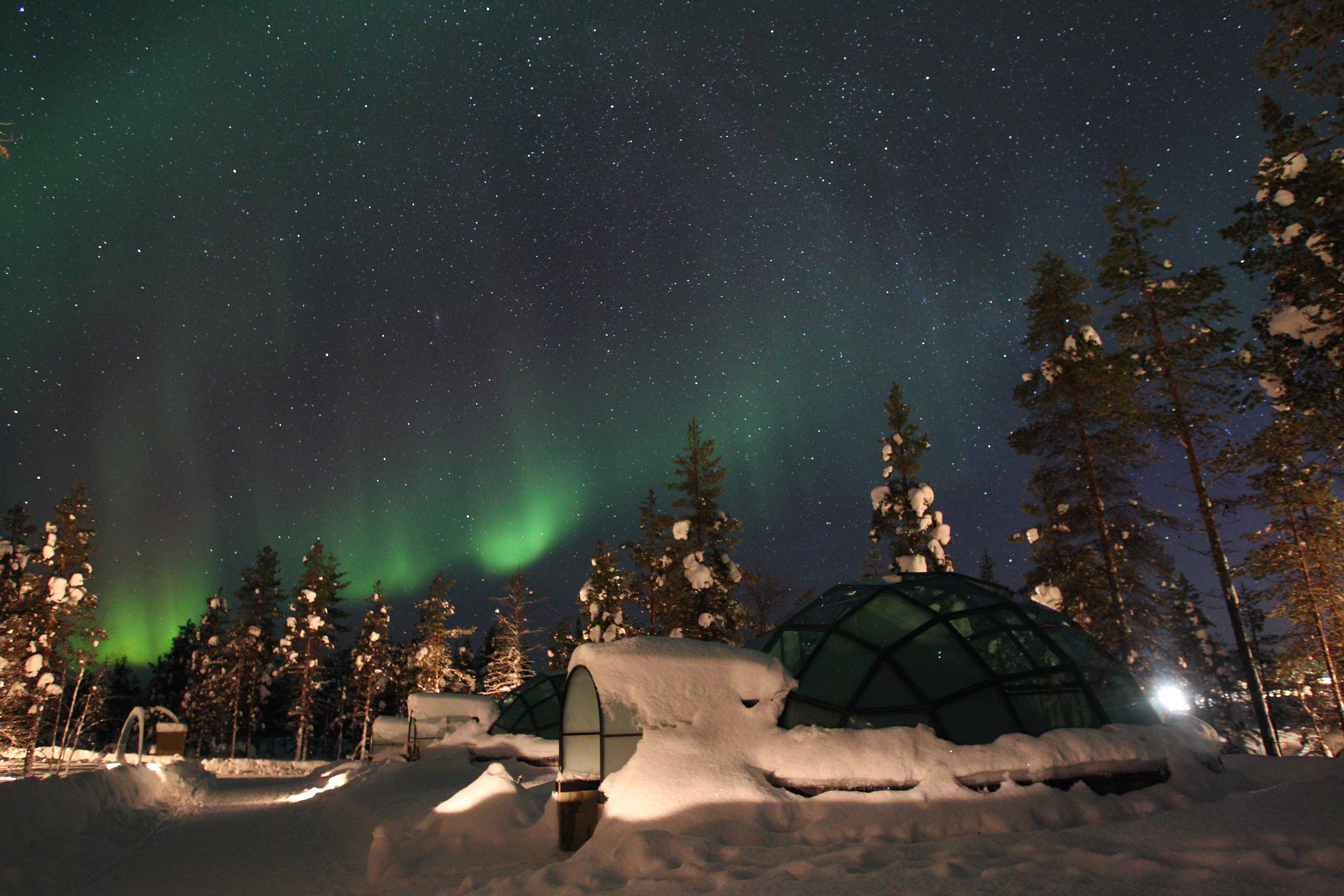 Chinese tourists' enthusiasm for winter sports boosts Finnish tourism growth