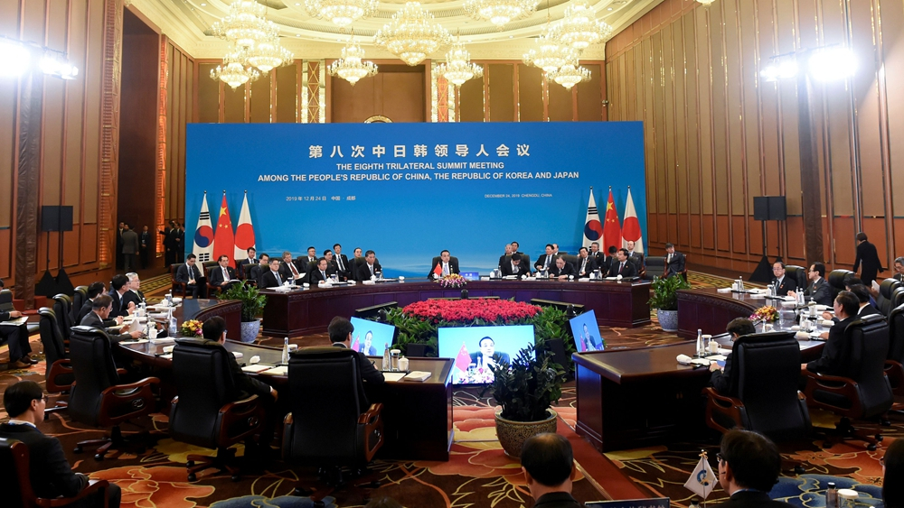 Premier Li urges denuclearization of Korean Peninsula