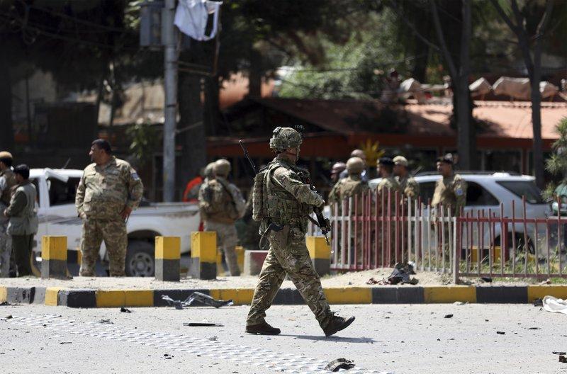 Pentagon confirms US soldier killed in Afghanistan
