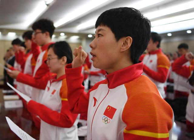 China sends 109-member delegation to 2020 Winter Youth Olympics