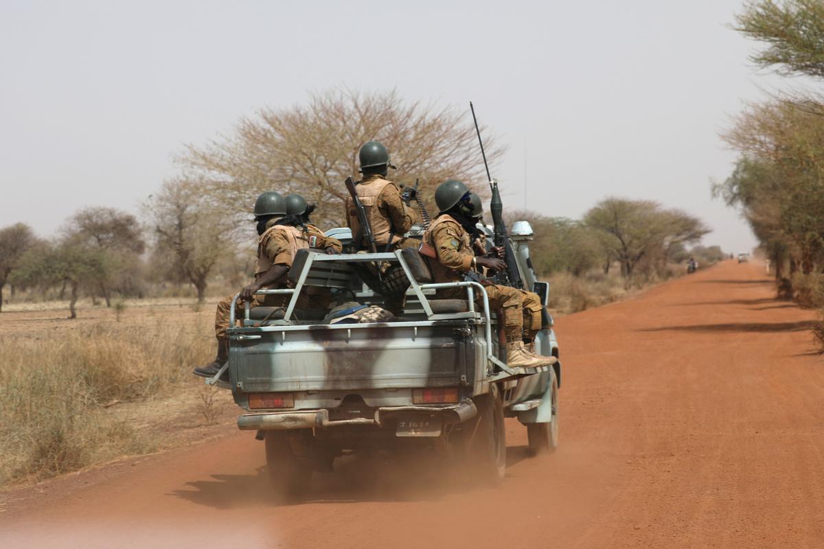 80 terrorists killed in army offensive in northern Burkina Faso