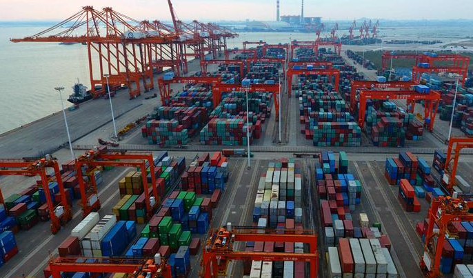 China's border region Guangxi sees trade growth with B&R countries