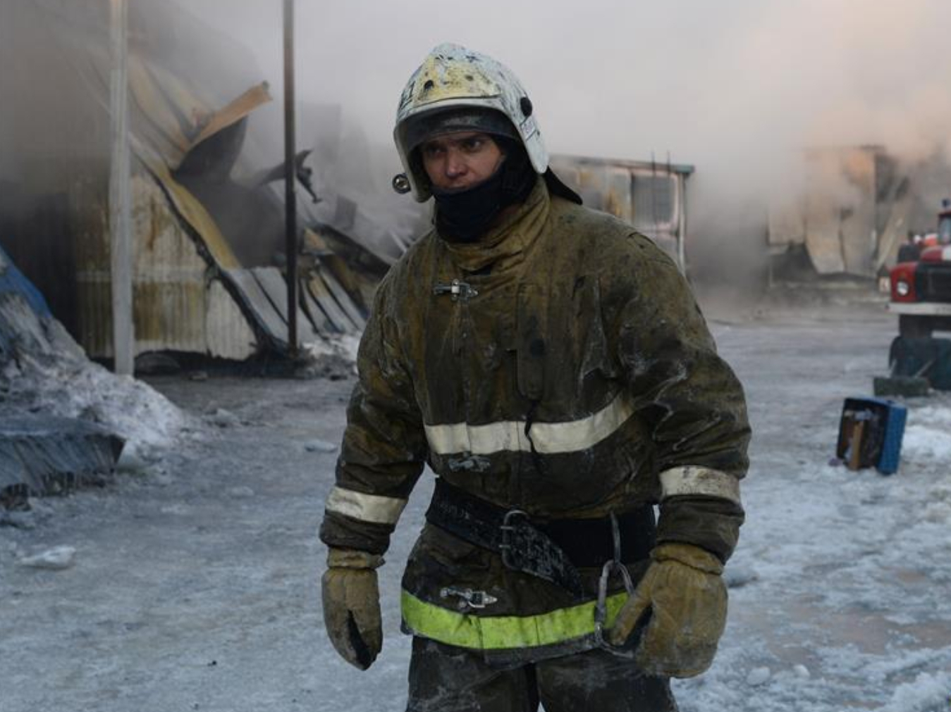No Chinese killed by fire in Irkustsk, Russia
