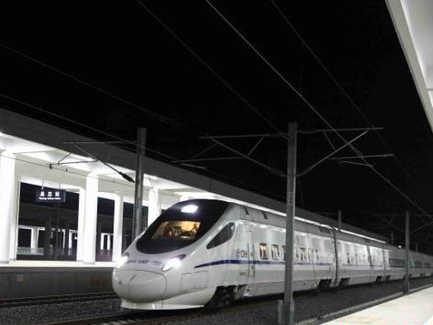 China's Ningxia region to open high-speed railway
