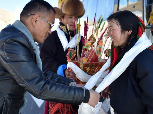 Herders resettle in southern Tibet