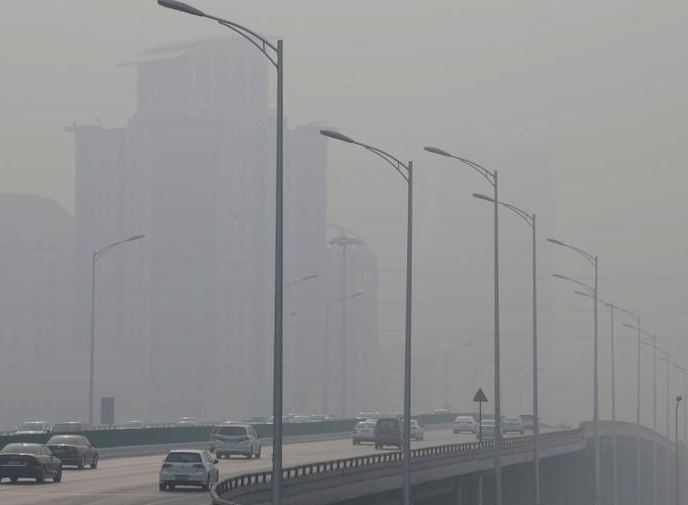 Beijing air quality improves in first 11 months