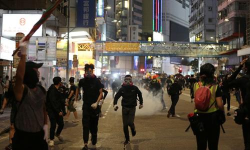 Hong Kong riots pollute online video games