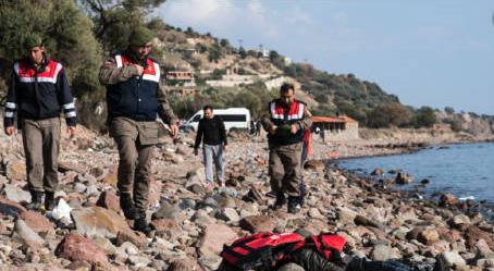 Boat capsizes in eastern Turkey lake: 7 migrants dead
