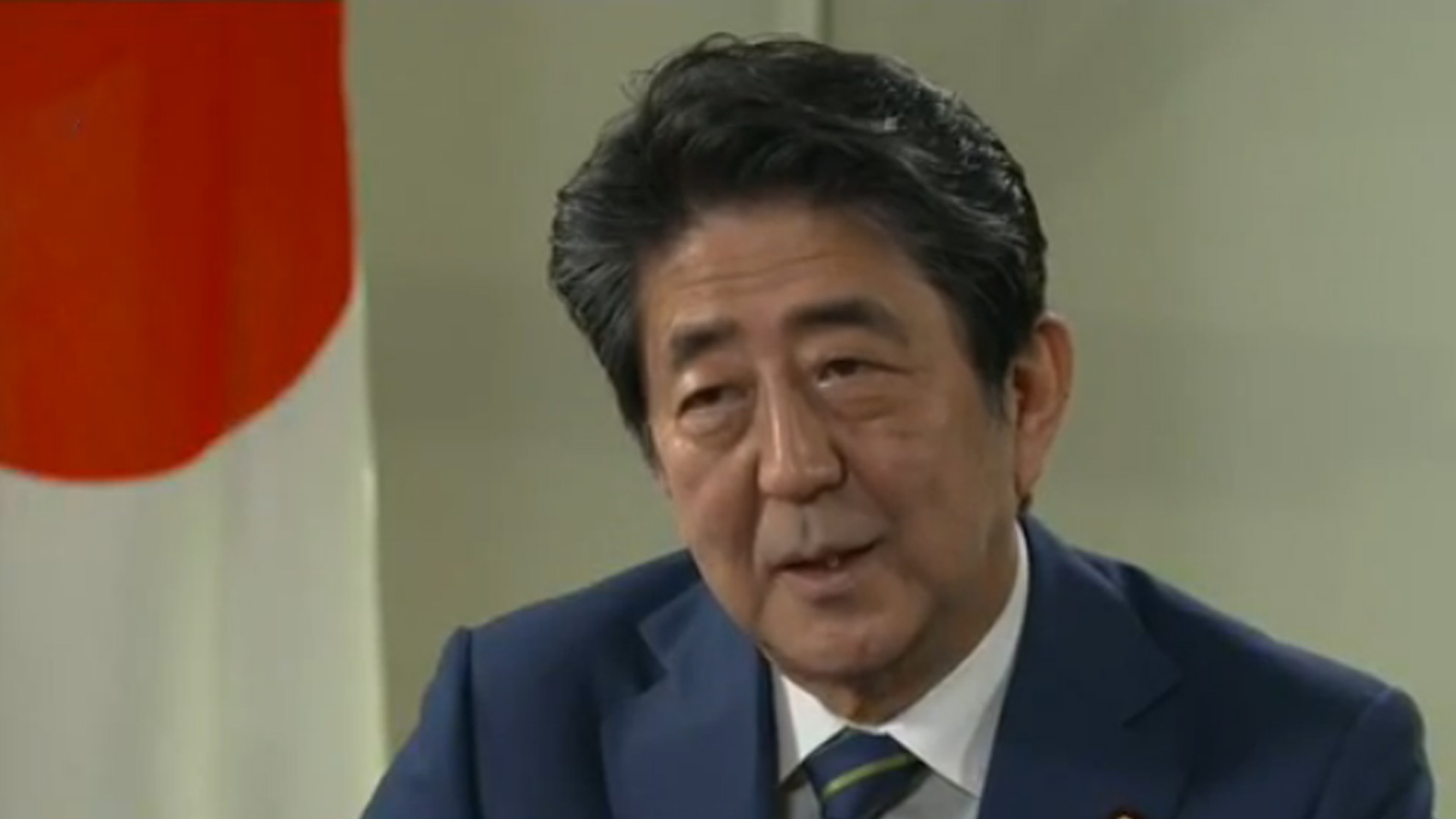 Shinzo Abe: China, Japan to show the world their resolution to join hands
