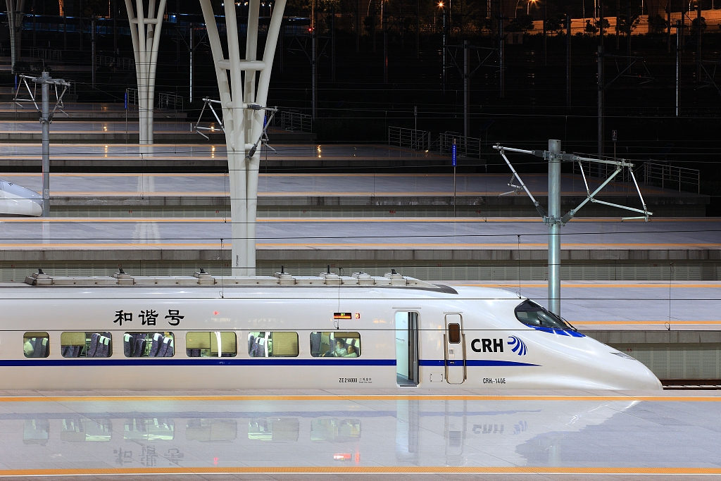 China adds 8,000 km of railways in 2019