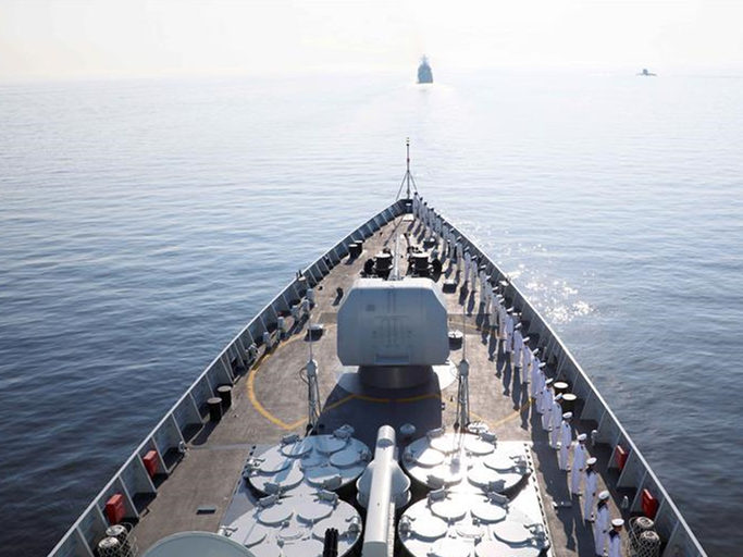 China, Russia, Iran to hold joint naval exercise