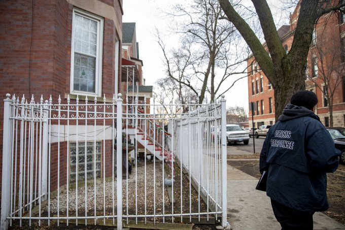 A girl shot on Christmas day in Chicago