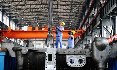 China's industrial profits see remarkable recovery in November, as policy takes effect