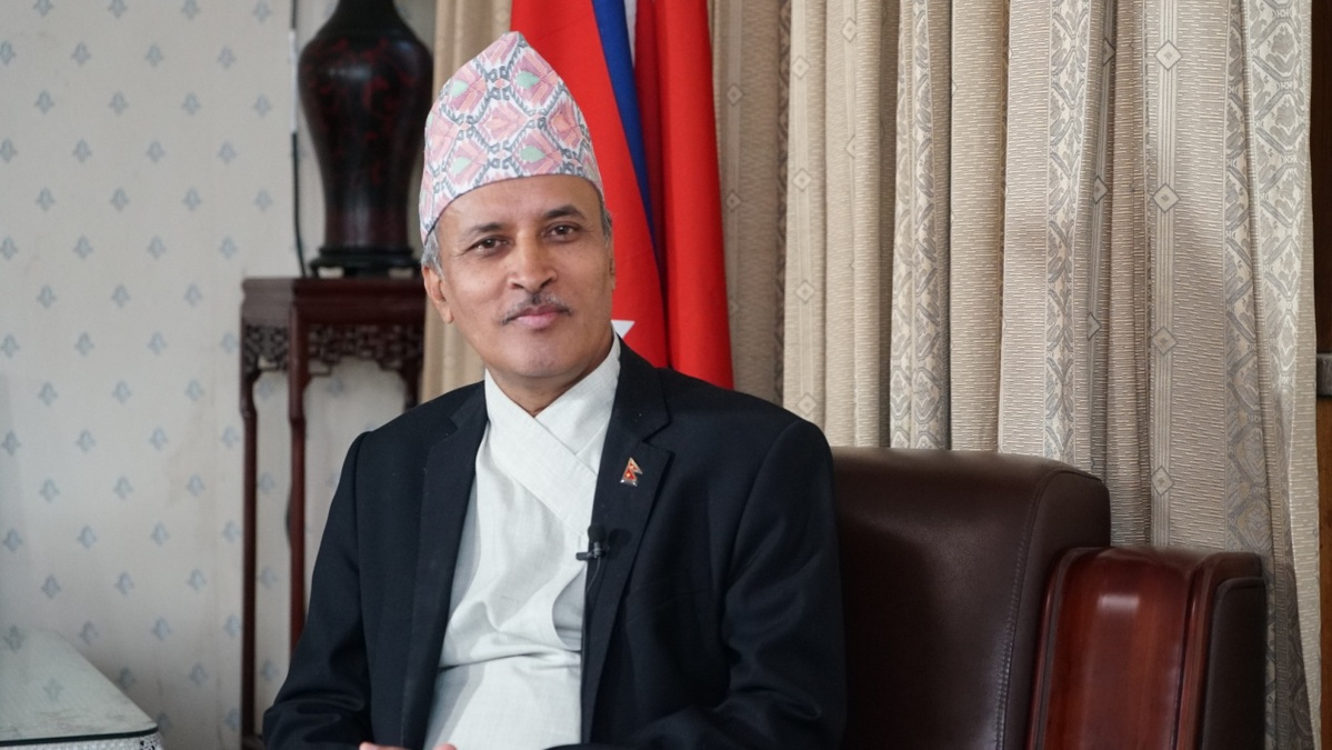 From land-locked to world-linked, Nepal joins China-proposed BRI
