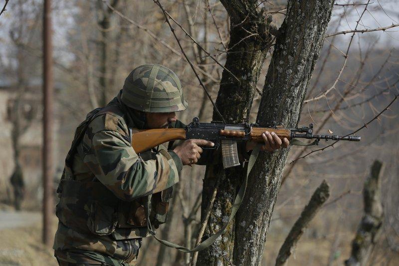 Pakistani army: 2 Pakistanis, 3 Indians killed in Kashmir firing
