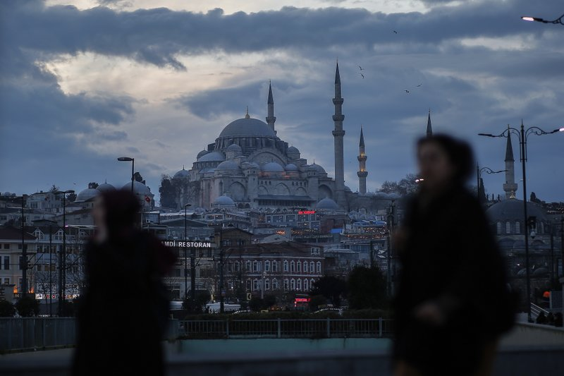 20 IS foreign suspects detained in Istanbul