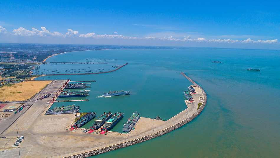 China's island province establishes int'l IP exchange