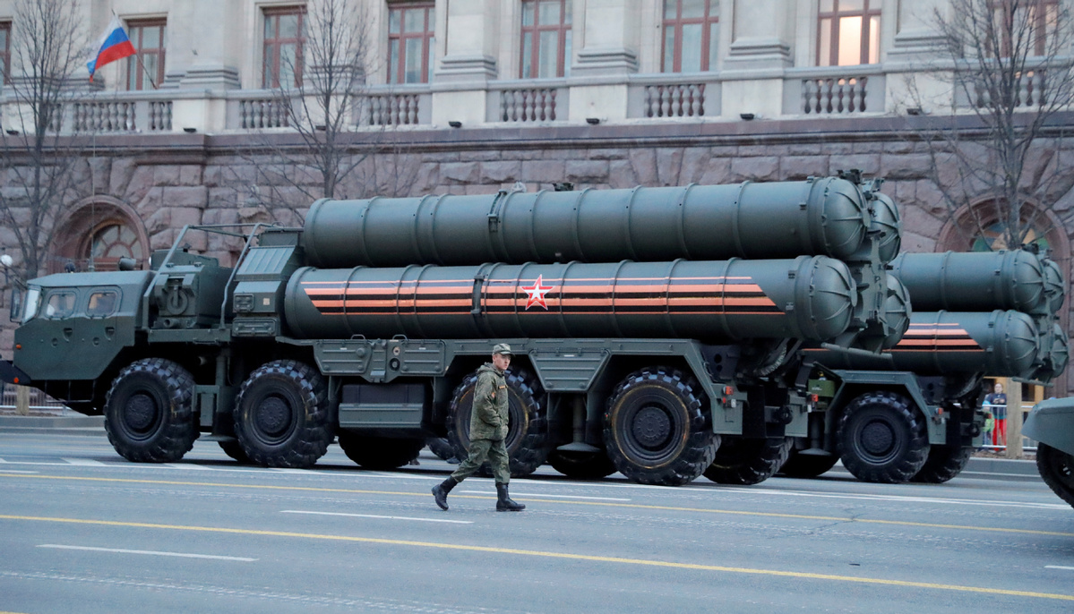 Russia to test S-500 air defense system next year