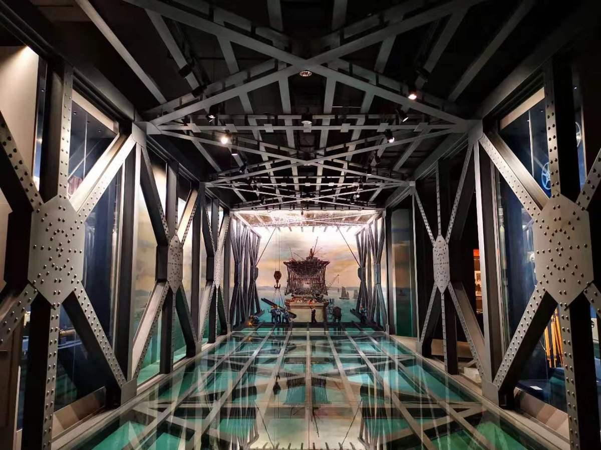 China's 1st bridge museum opens in Wuhan