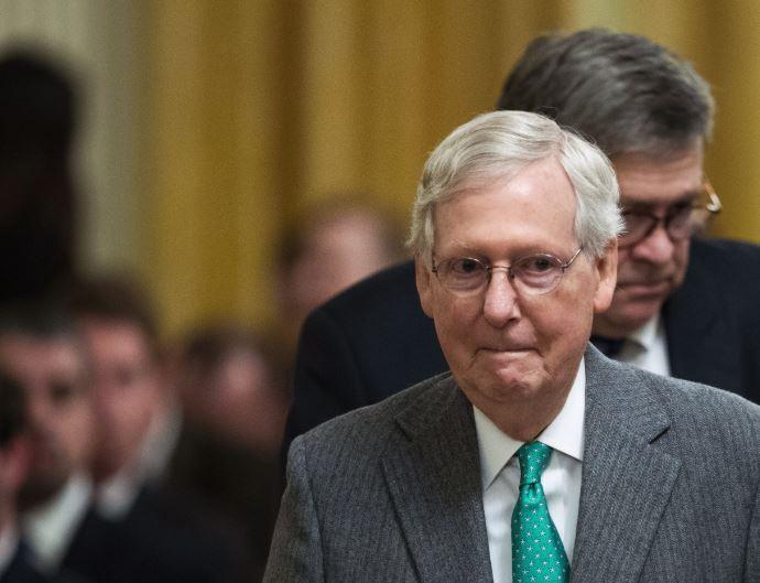 US Republican senators predict 'bipartisan' acquittal for Trump in impeachment trial