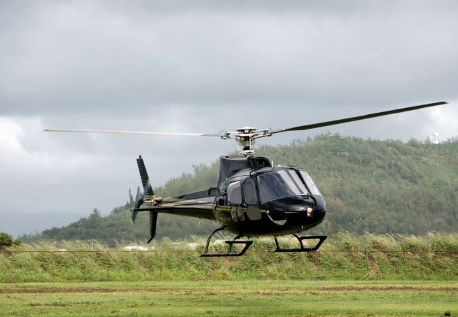 Crashed helicopter wreckage found in Hawaii, 7 people still missing